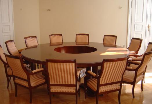 Główne Pozdakładka Stoły KOnferencyjne